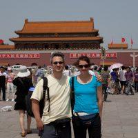 Vakantie China, 2010